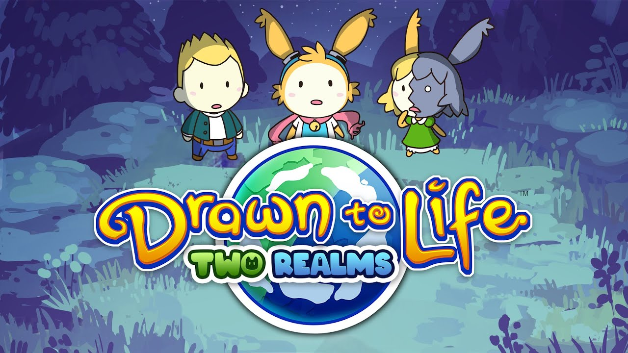 Drawn to Life: Two Realms è disponibile da oggi su Steam, Nintendo Switch e dispositivi mobile!