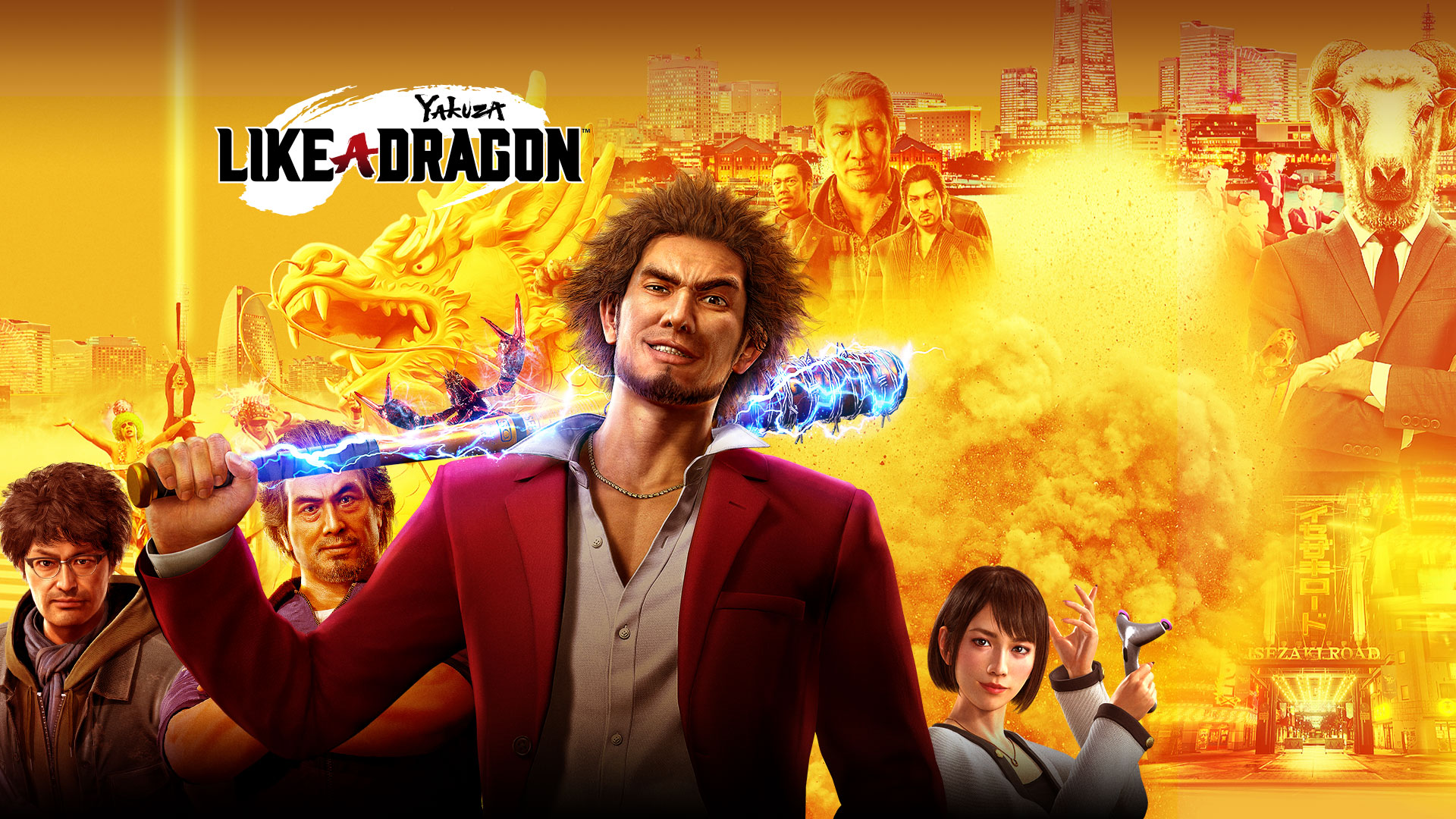 Yakuza Like a Dragon: Recensione, Gameplay Trailer e Screenshot