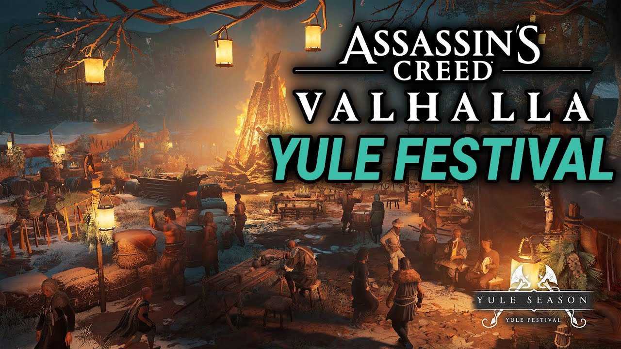 Assassin's Creed Valhalla: Disponibile la Stagione di Yule