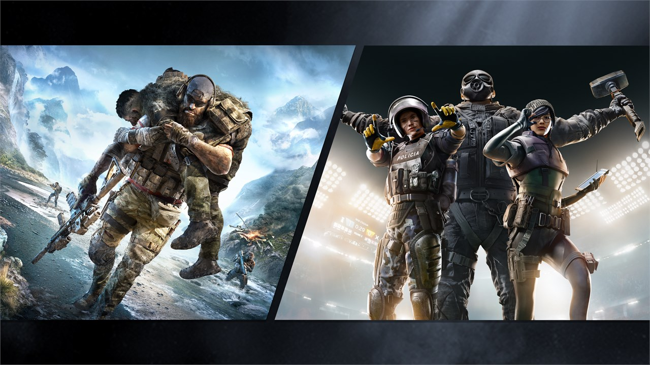 Ghost Recon Breakpoint incontra Rainbow Six Siege in un evento