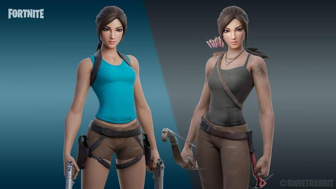 Fortnite: Lara Croft arriva nel Battle Royale?