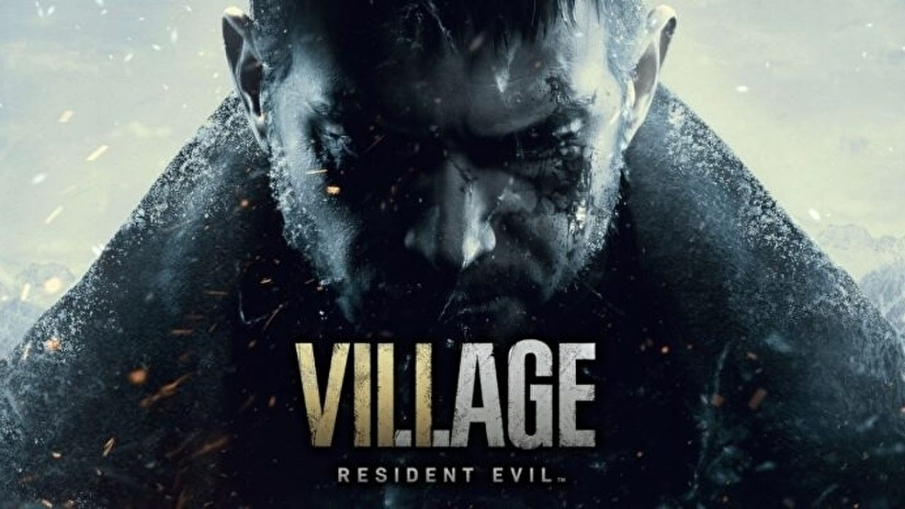 RESIDENT EVIL VILLAGE disponibile da oggi