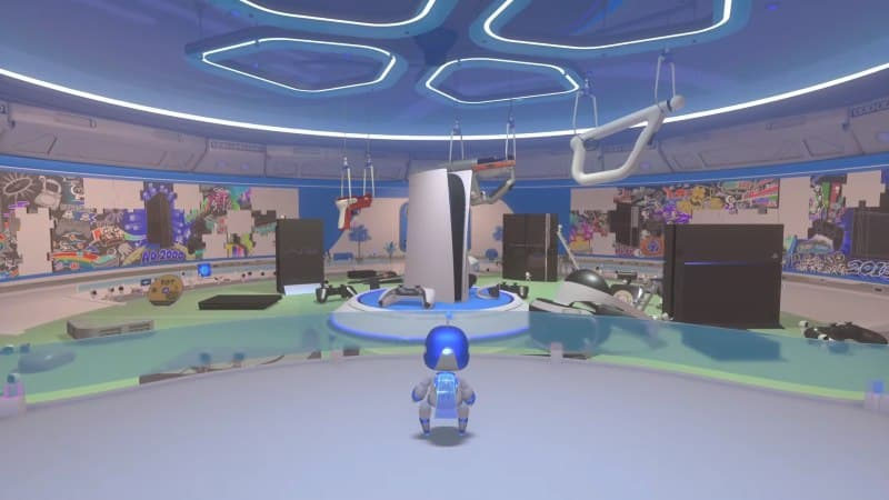 Astro's Playroom Guida ai Trofei PS5