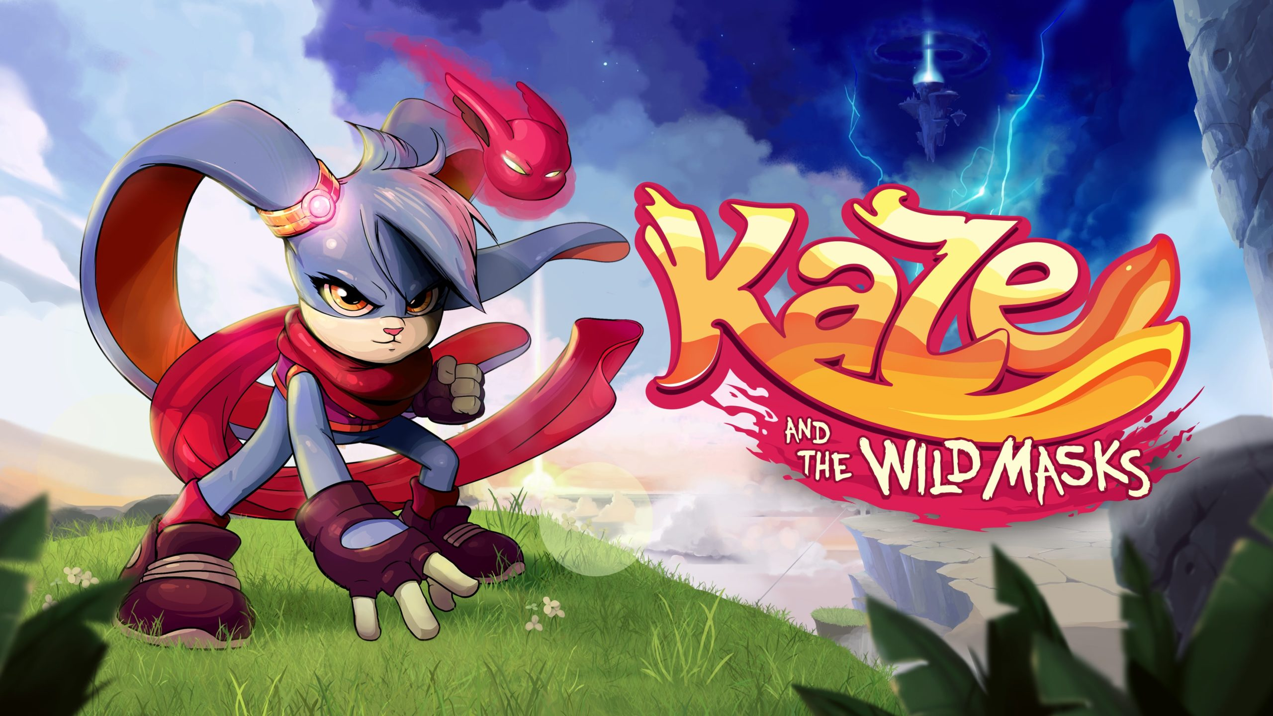 Kaze and the Wild Masks arriva il 26 marzo 2021