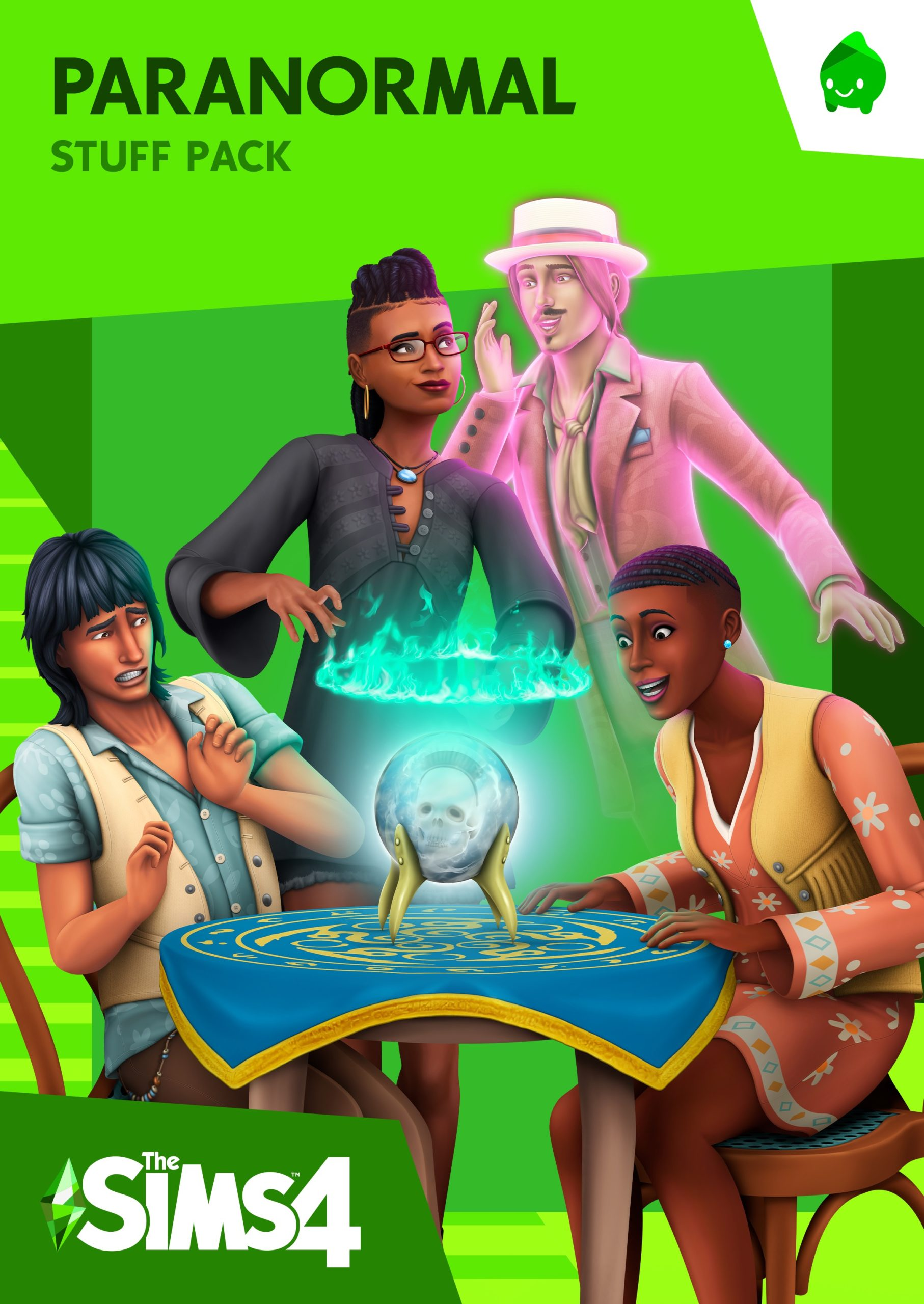 The Sims 4 Fenomeni Paranormali Stuff Pack ora disponibile