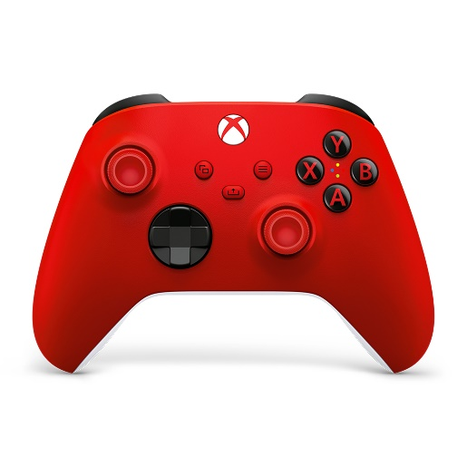 Controller wireless per Xbox – Pulse Red disponibile da oggi