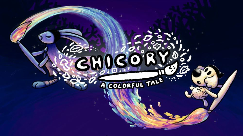 Chicory: A Colorful Tale annunciato per PS4 e PS5