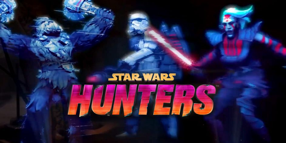 Zynga e Lucasfilm Games annunciano Star Wars: Hunters per Nintendo Switch
