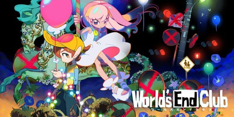 WORLD'S END CLUB in arrivo su Nintendo Switch