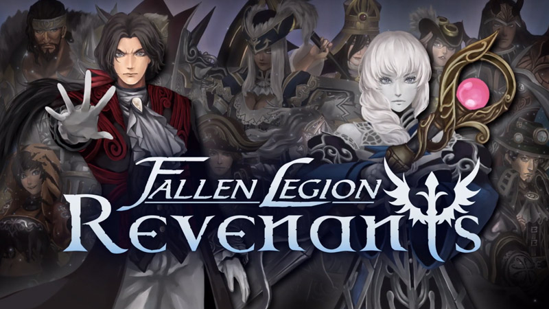 FALLEN LEGION REVENANTS disponibile da oggi