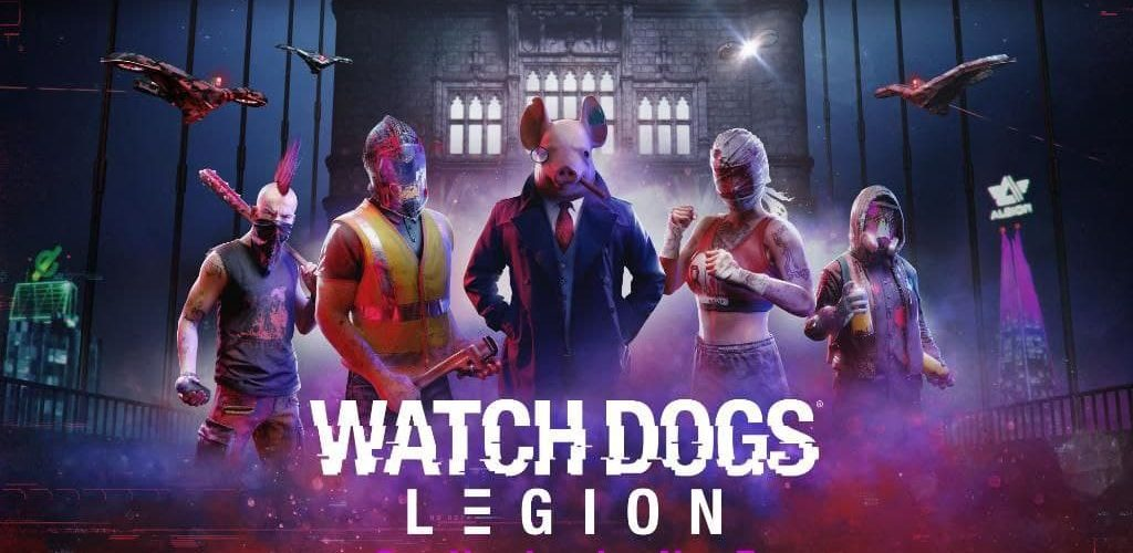 Watch Dogs Legion GRATIS nel Weekend