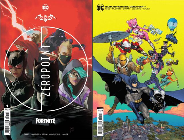 Fortnite x Batman: Epic Games annuncia una collaborazione con DC