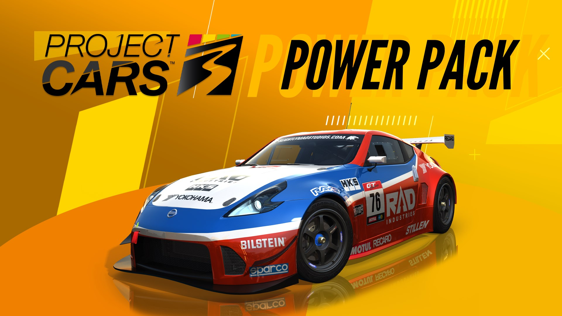 "Project CARS 3: Disponibile il ""Power Pack"" con nuove vetture"