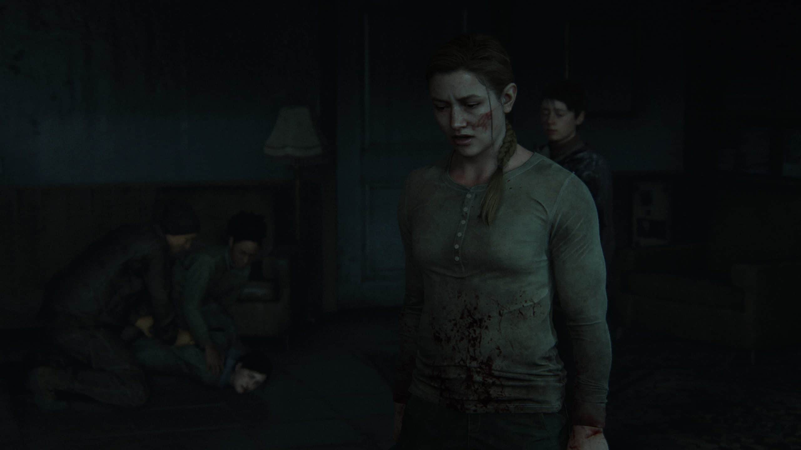 The Last Of Us 2: Ecco perchè Abby usa una mazza da golf