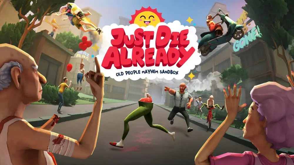 Just Die Already annunciato anche per PS4, Xbox One e Switch
