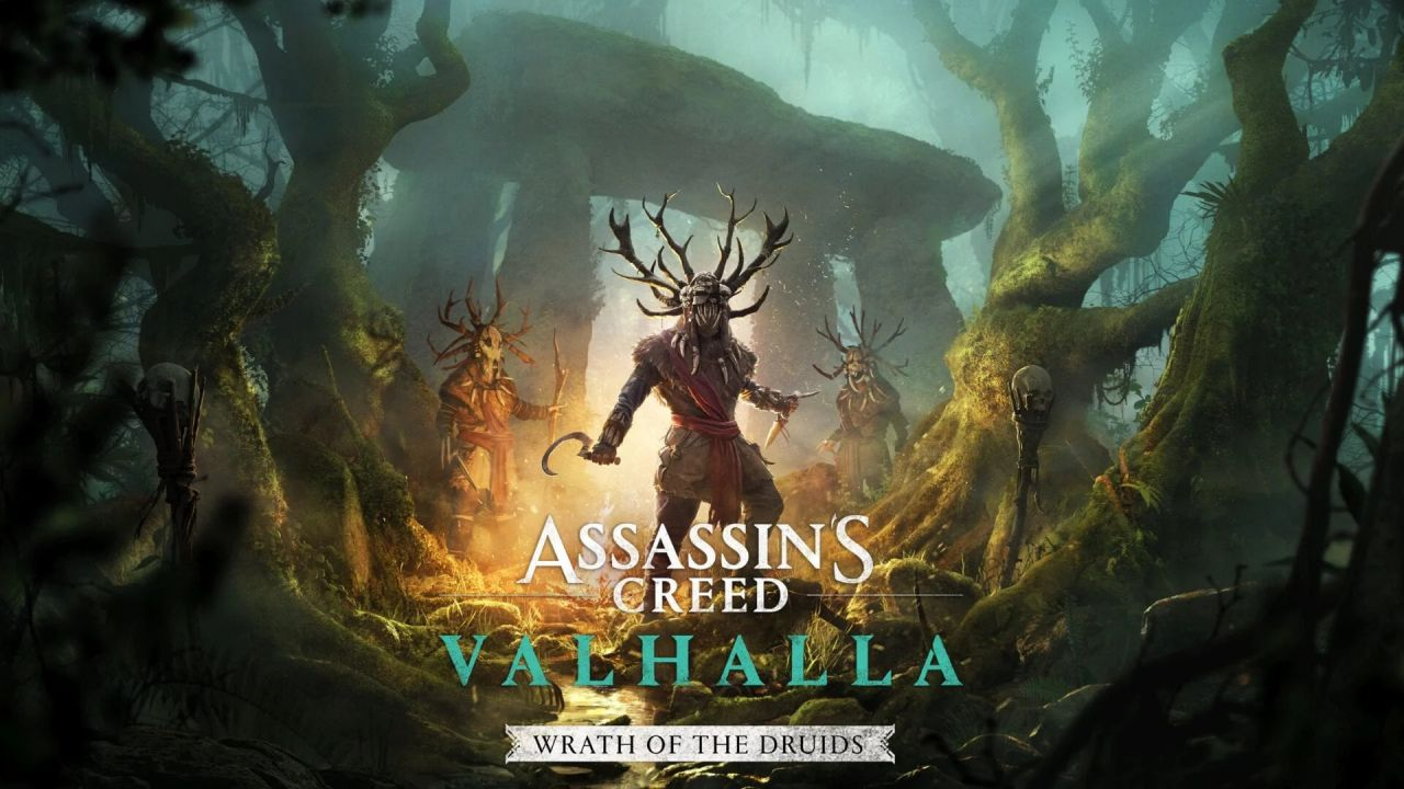 Assassin's Creed Valhalla: L'ira dei Druidi disponibile da domani