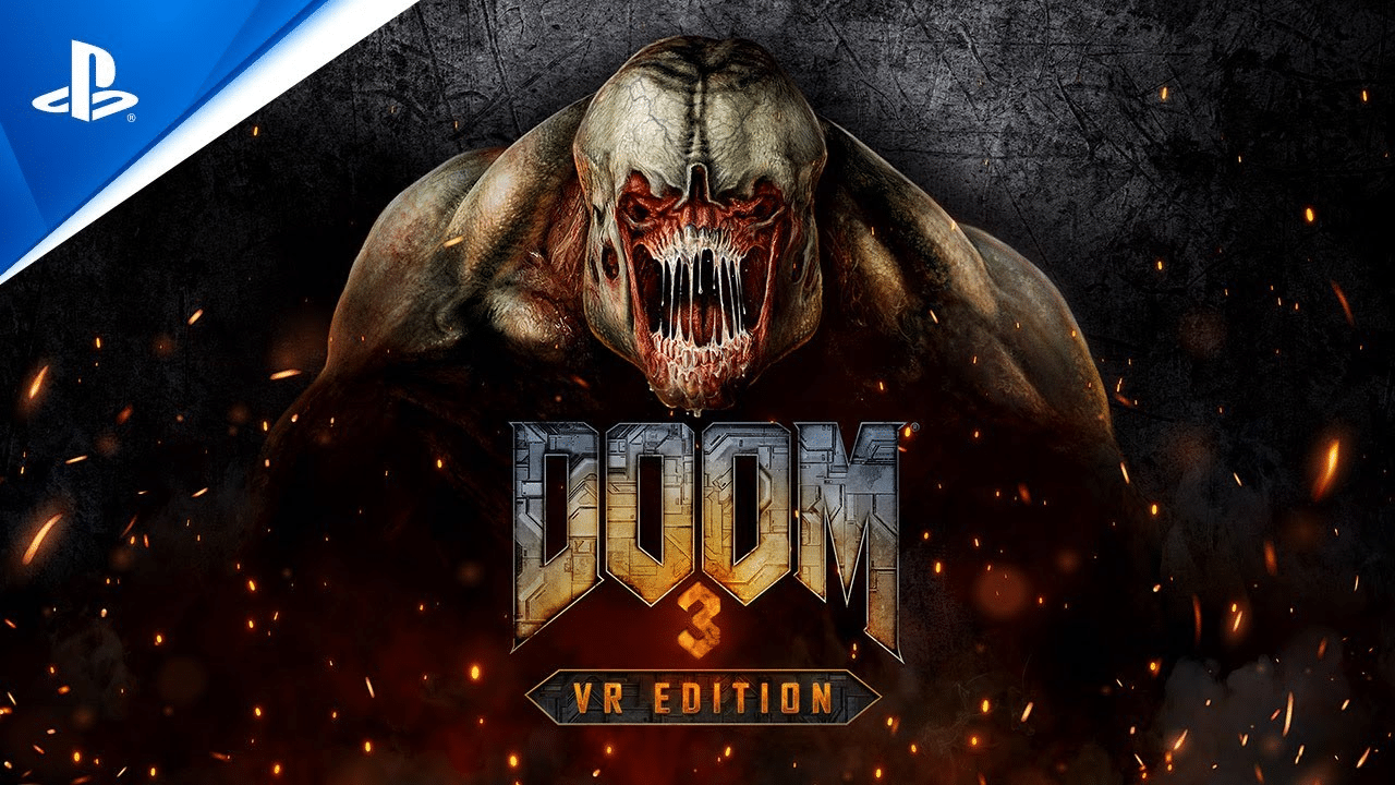 DOOM 3: VR Edition ora disponibile