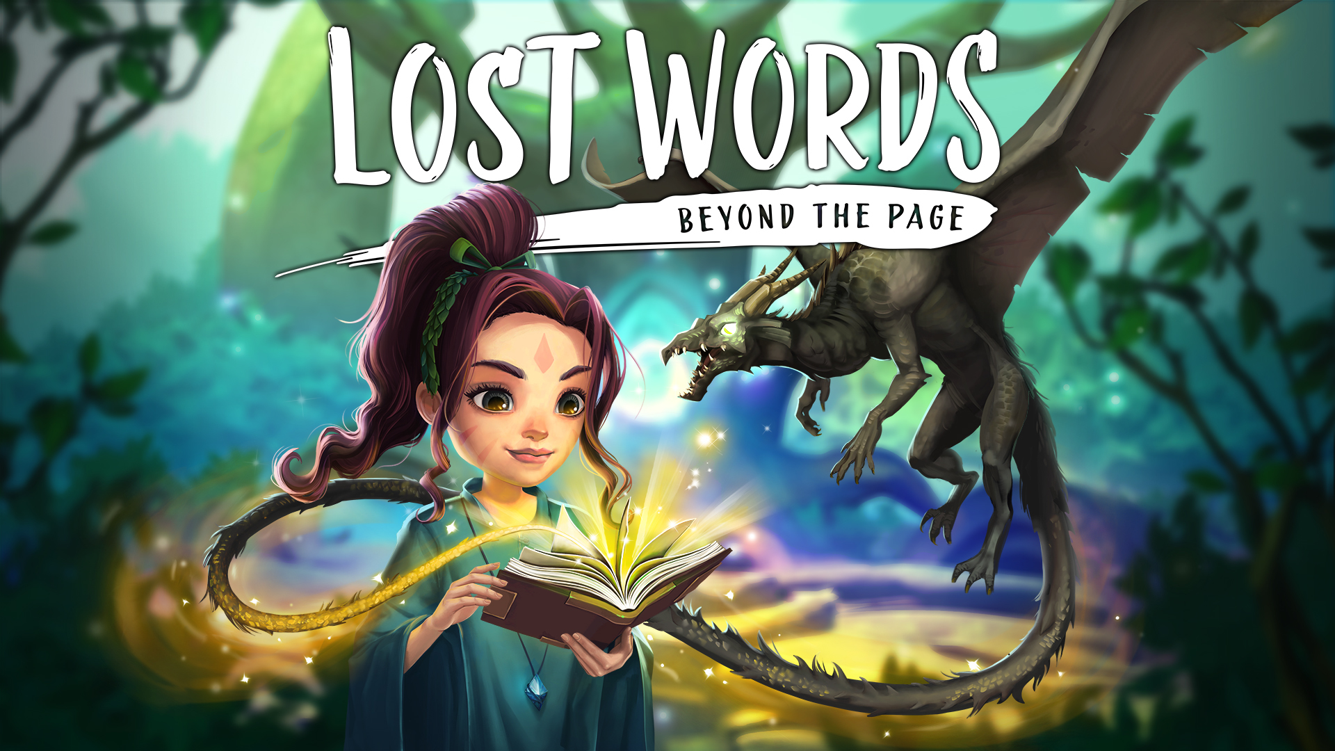 Lost Words: Beyond the Page ora disponibile per console e PC