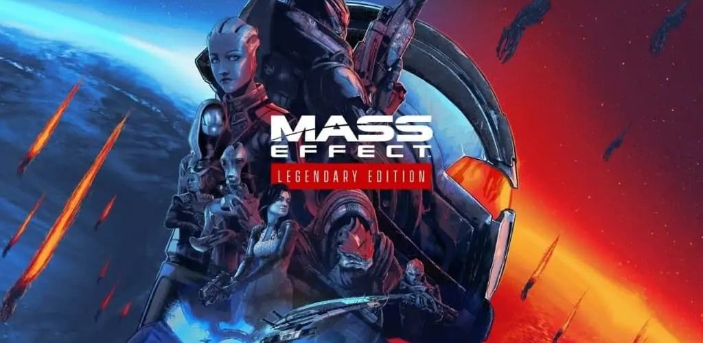 Mass Effect Legendary Edition disponibile da oggi