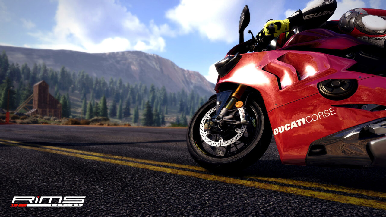 RiMS Racing: Aprilia prende il centro della scena in un nuovo video gameplay