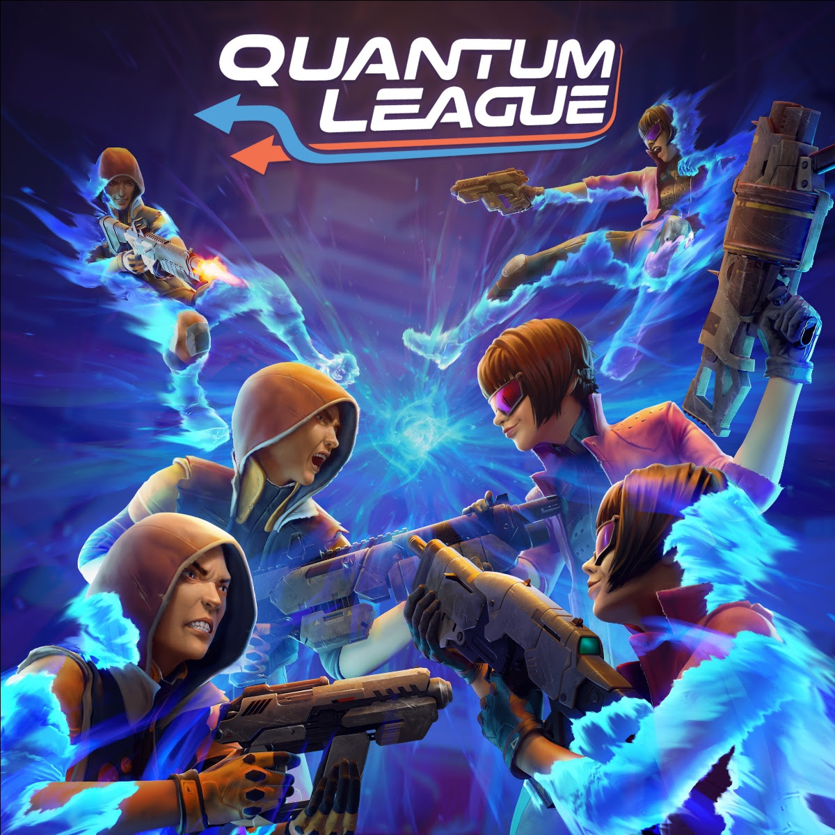 QUANTUM LEAGUE disponibile da oggi su Steam
