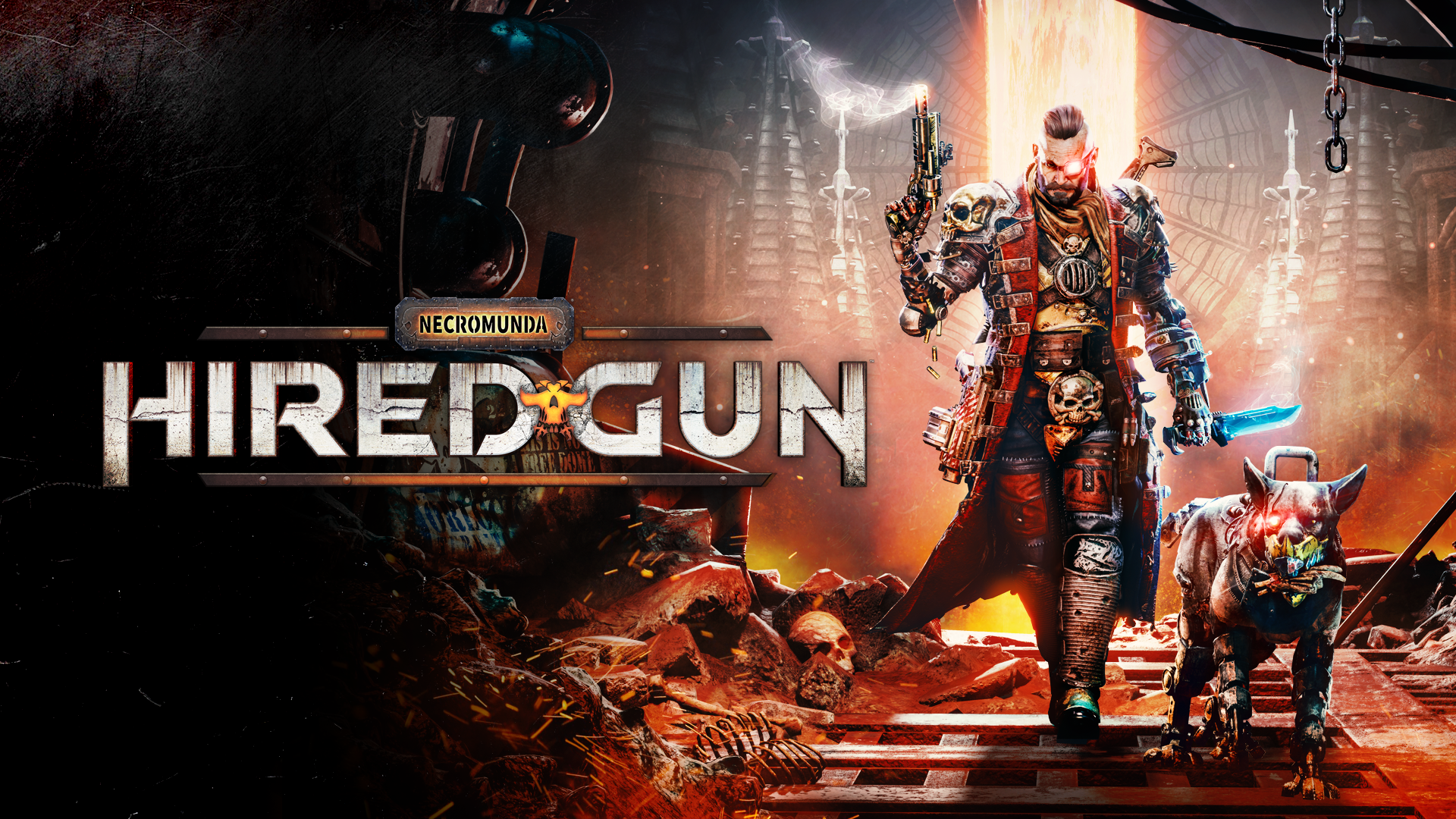 Necromunda: Hired Gun si mostra in un nuovo Gameplay Trailer