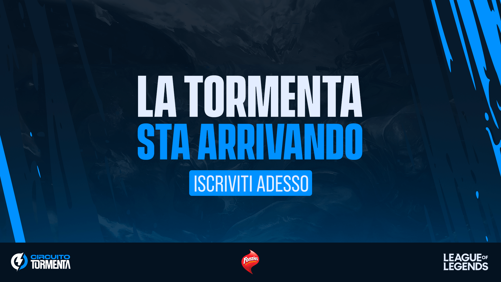 League of Legends: Arriva in italia il Circuito Tormenta