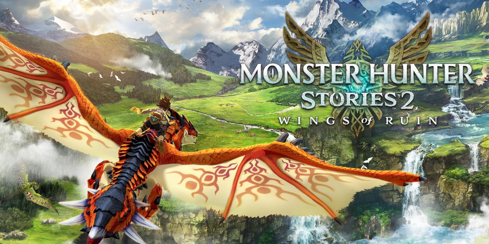Monster Hunter Stories 2: Nuovi dettagli svelati e Aggiornamento Gratuito per Monster Hunter Rise