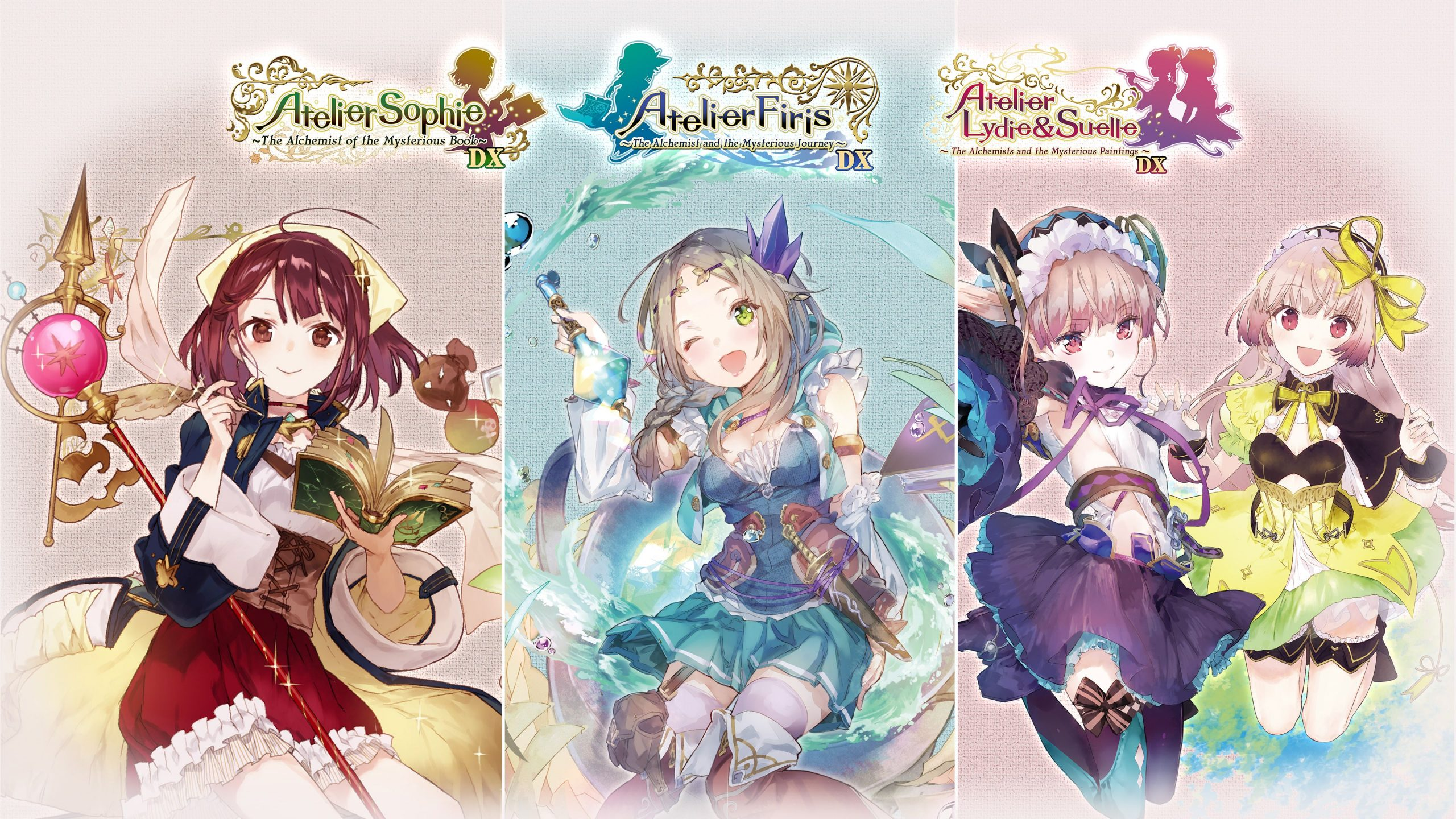 Atelier Mysterious Trilogy Deluxe Pack: Recensione, Gameplay Trailer e Screenshot