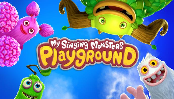 My Singing Monsters Playground in arrivo per la prima volta su console a Novembre