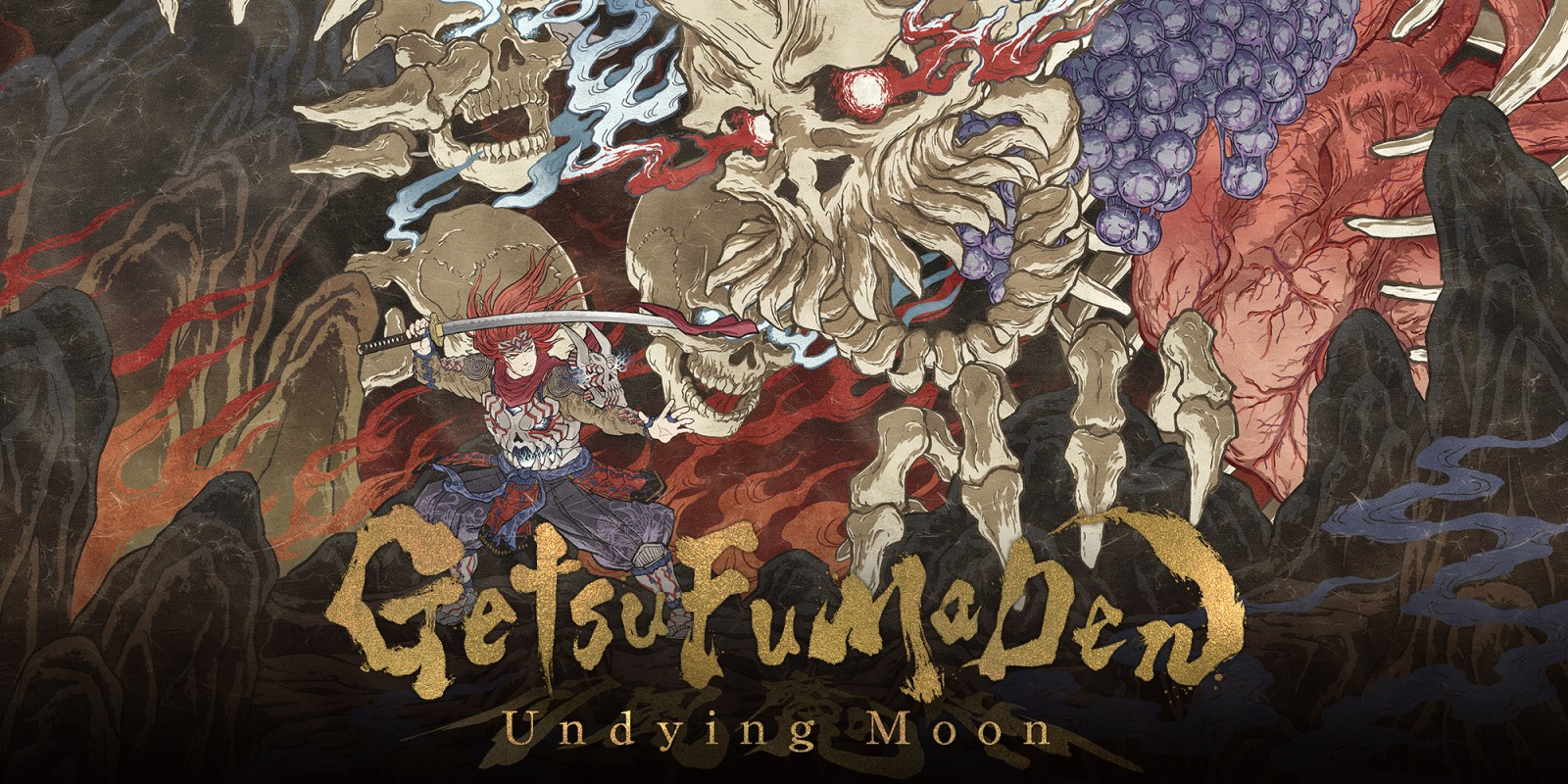 GETSUFUMADEN: UNDYING MOON disponibile da oggi in Accesso Anticipato