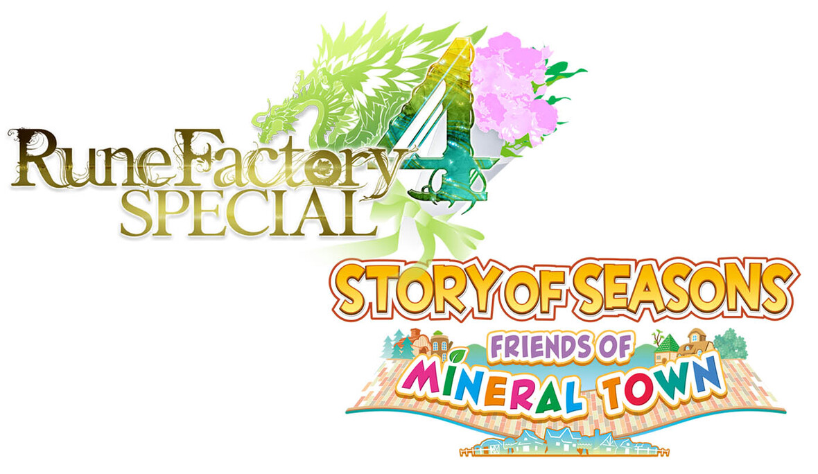 Rune Factory 4 Special e STORY OF SEASONS: Friends of Mineral Town annunciati per PlayStation 4 e Xbox One!