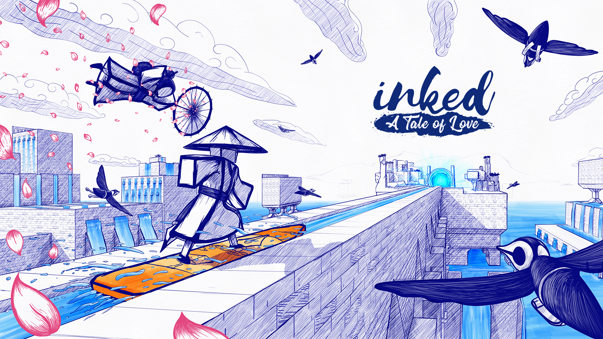 INKED: A TALE OF LOVE disponibile dal 27 AGOSTO