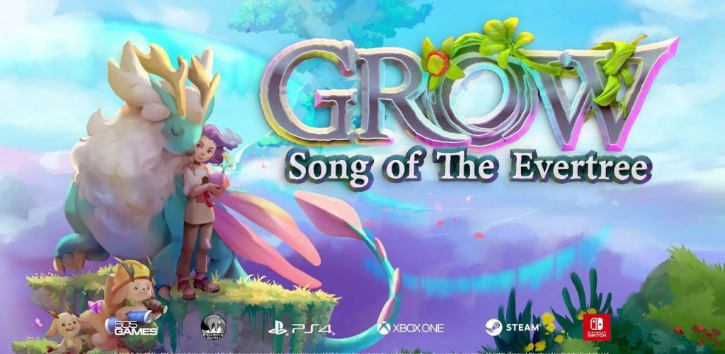 Grow: Song of The Evertree - Gameplay e iscrizioni alla Closed Beta