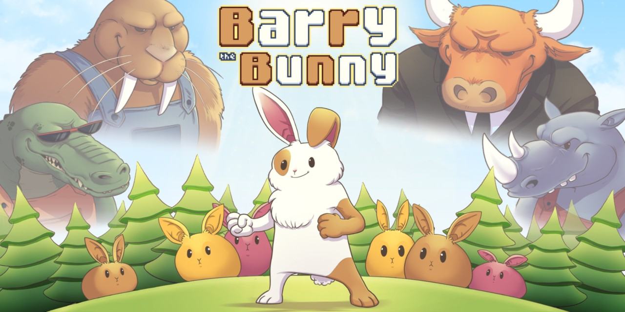 Barry The Bunny: Recensione, Gameplay Trailer e Screenshot