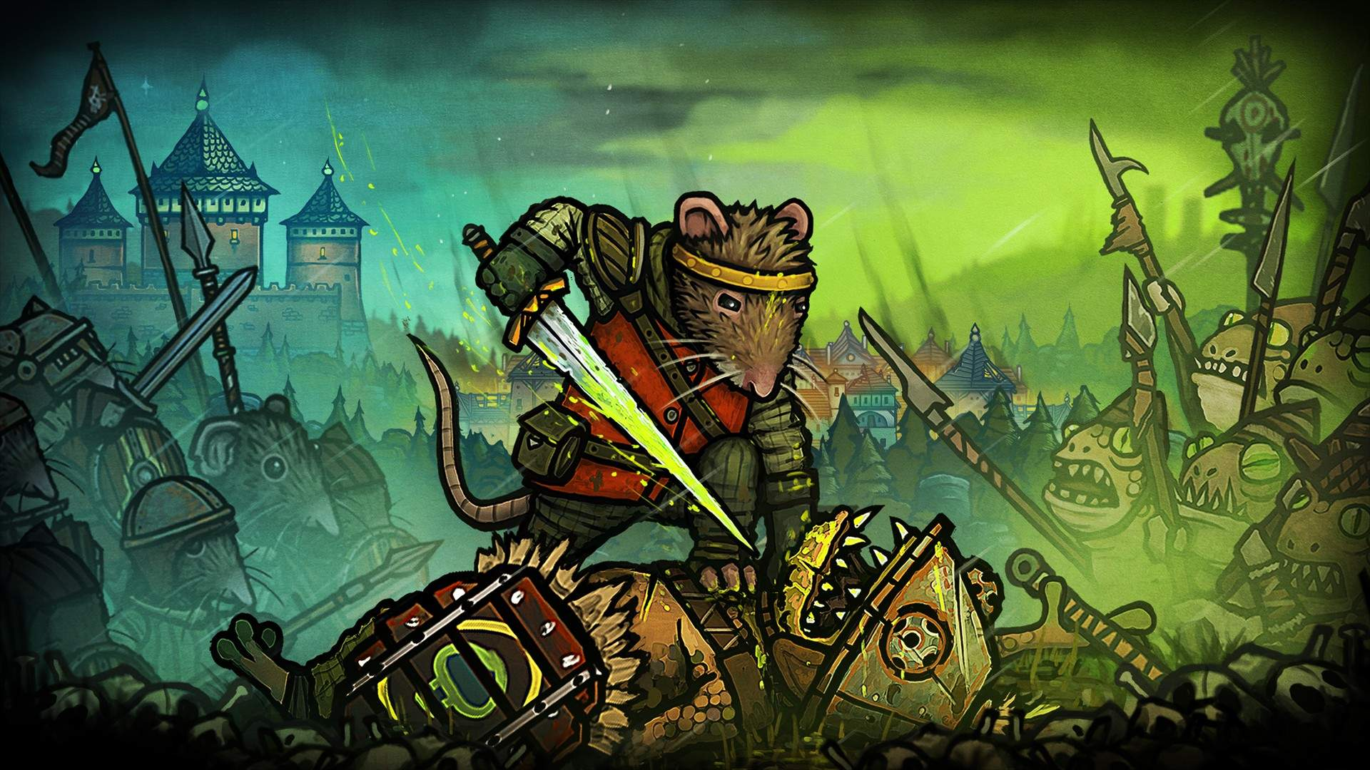 Tails of Iron: Recensione, Gameplay Trailer e Screenshot
