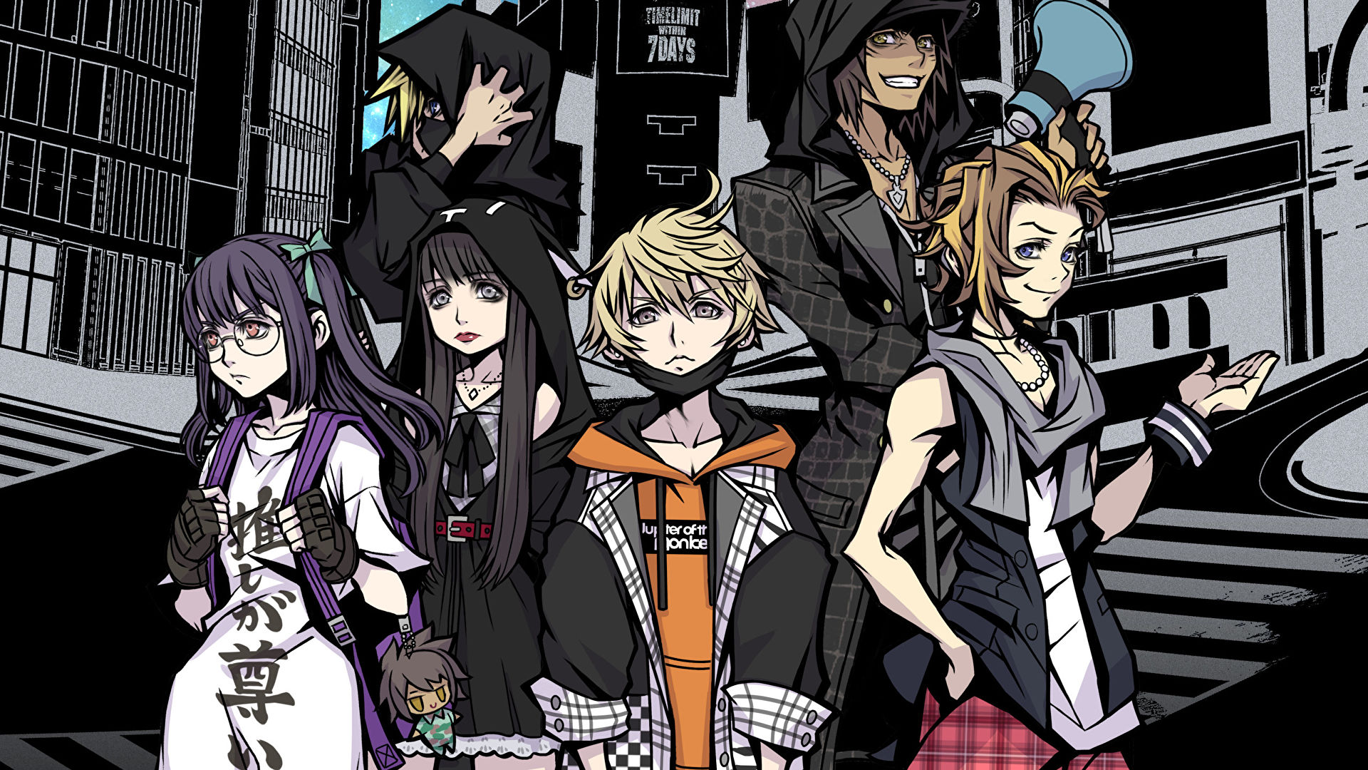 NEO: The World Ends With You - Recensione, Gameplay Trailer e Screenshot